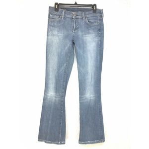 B28 Citizens Of Humanity Low Waist Bootcut Size:29